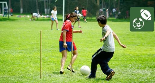Perfecciona tu futbol en la UNAM
