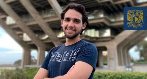 Alumno de la UNAM realizará estancia en la NASA
