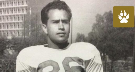 Federico García, leyenda del futbol americano universitario
