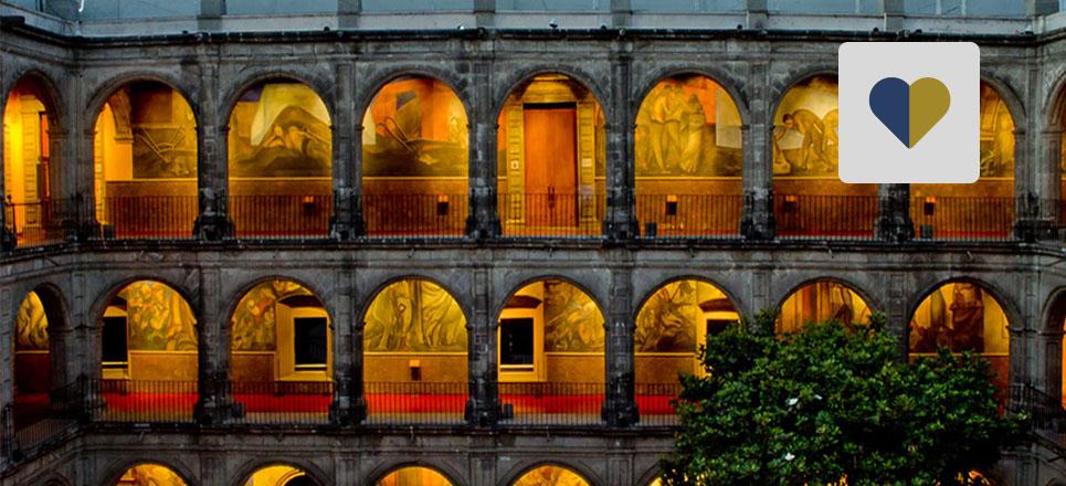 Conoce las visitas guiadas en el Museo de Antiguo Colegio de San Ildefonso