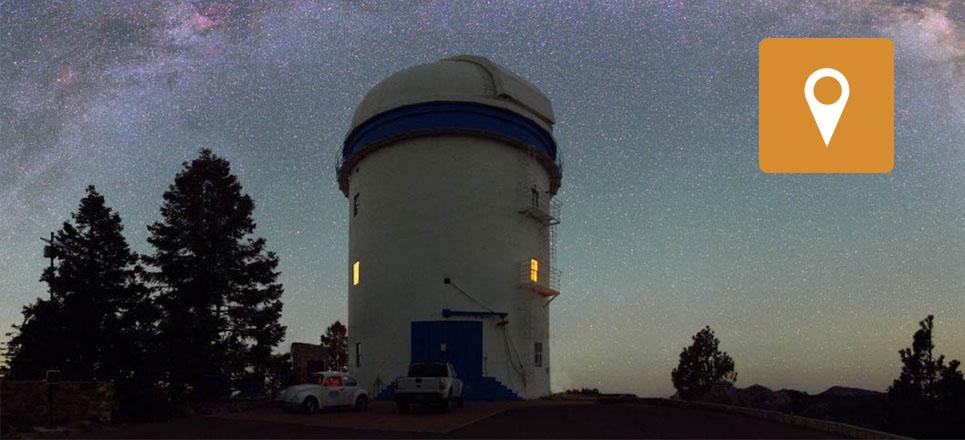 ¿Sabes qué hace el Observatorio Astronómico Nacional?