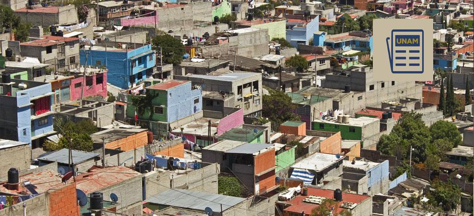 Aumentarán asentamiento urbanos para 2050