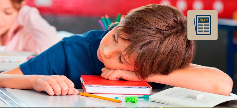 Siestas, benefician estado de ánimo y rendimiento escolar de niños