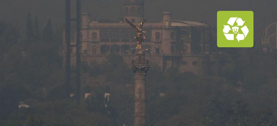UNAM encabeza propuestas rumbo a la sustentabilidad de la Ciudad de México