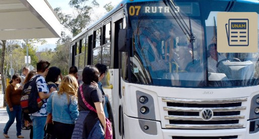 Lanzan PumaMóvil a fin de eficientar los traslados en CU