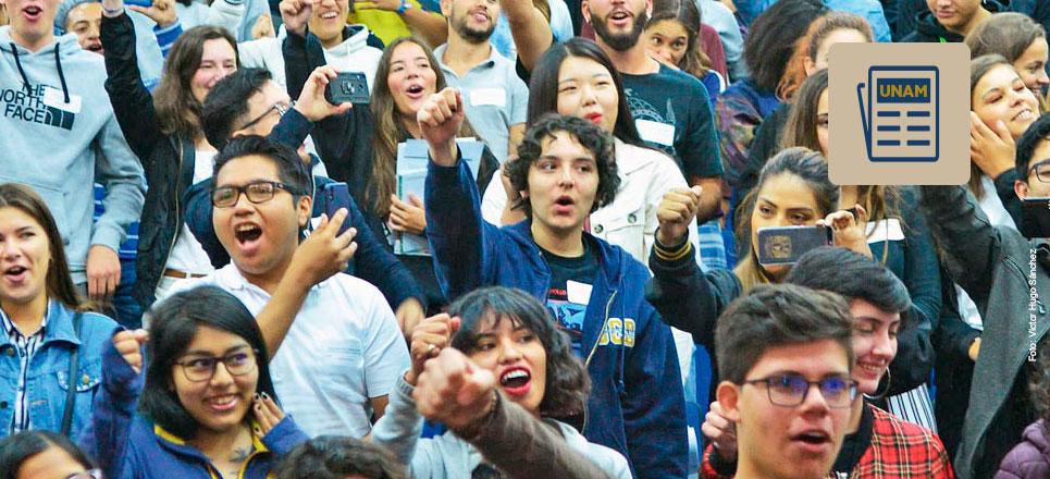 UNAM, institución que forma a profesionistas nacionales y del extranjero