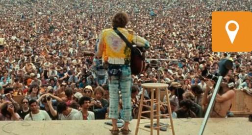 TV UNAM celebra los 50 años del emblemático Festival de Música y Arte de Woodstock
