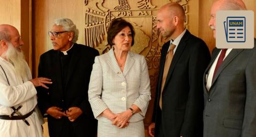 UNAM galardona a defensores de Derechos Humanos
