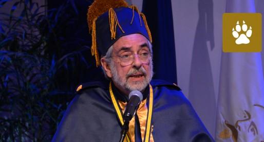 Recibe el rector Enrique Graue honoris causa