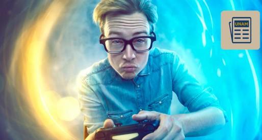 ¿Crees que son malos los videojuegos? La UNAM te lo dice