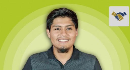 Hugo Emmanuel Castillo, primer lugar del Premio de Energía 2018 CFE-Fundación UNAM