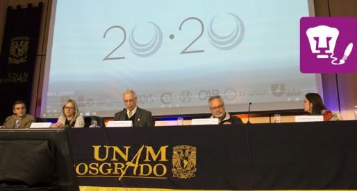 Vicente Quirarte presente en el Foro 2020