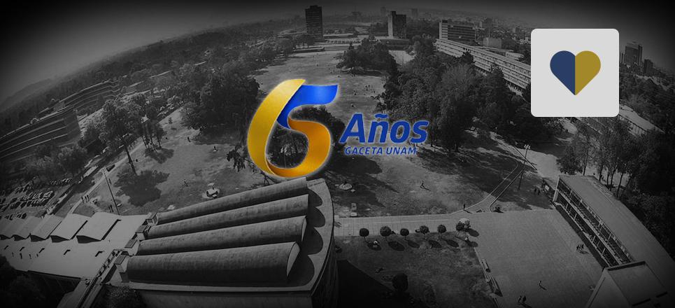 Gaceta UNAM celebra 65 años como medio de difusión de la Máxima Casa de Estudios