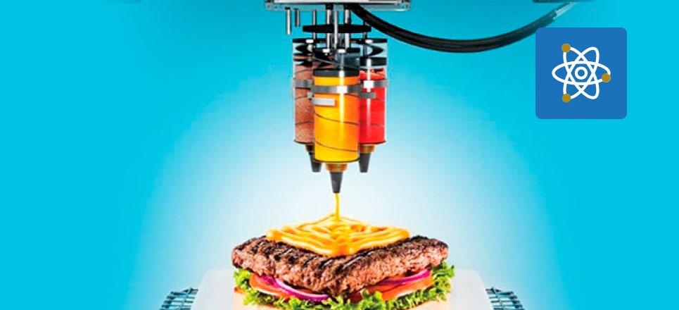 Universitario innova en impresión 3D de alimentos