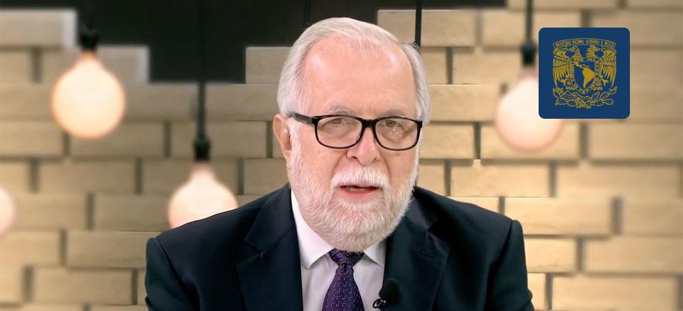 Javier Garciadiego Dantán, un historiador riguroso