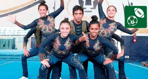 Atletas universitarios acudirán al Panamericano de Gimnasia Aeróbica