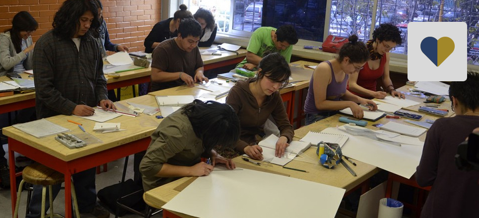 Facultad de Artes y Diseño cumple 40 años en Xochimilco