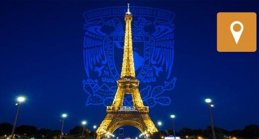 Estrechan relación UNAM y Francia a través de la Escuela Superior Franco-Mexicana