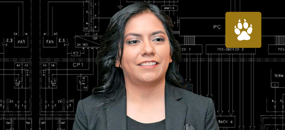 UNAM reconoce a la mejor alumna egresada de Ingeniería