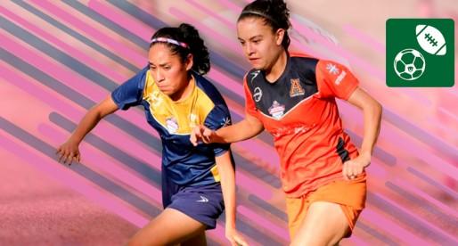 Avance perfecto de PUMAS femenil en el Campeonato Universitario Telmex Telcel