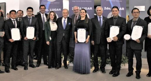 Fundación UNAM y Grupo Bal entregan premio por investigaciones en Ciencias de la Tierra