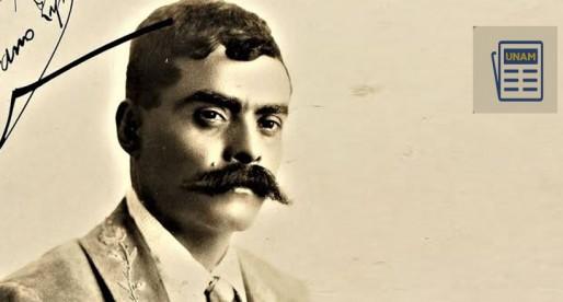 UNAM expone inédita carta de Emiliano Zapata