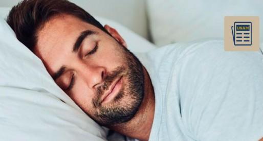 Dormir y soñar fortalecen al cerebro: UNAM