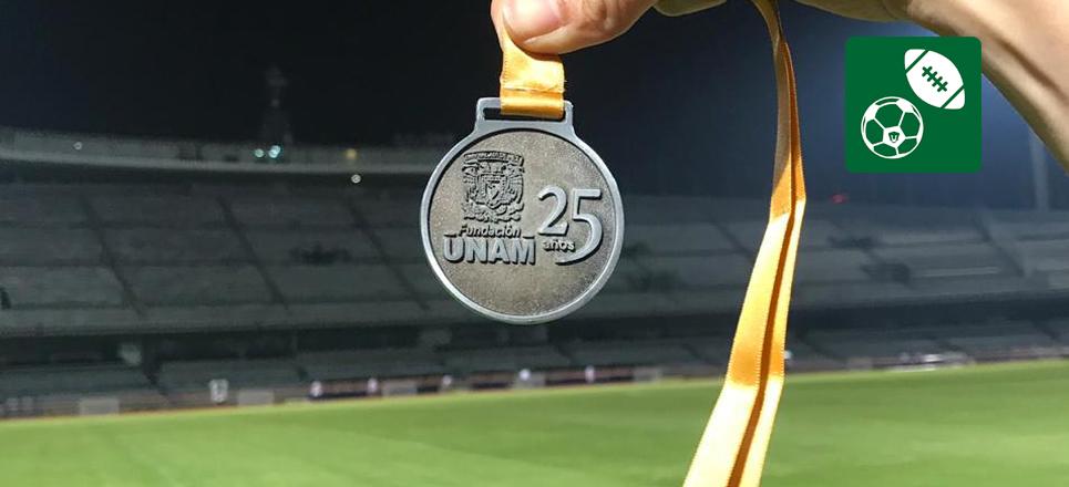 Corriendo con Fundación UNAM