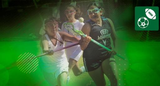 Universitarias, parte de la Selección Nacional de Lacrosse Femenil