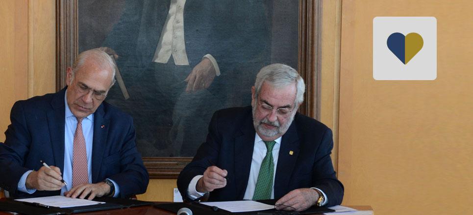 UNAM y OCDE fortalecen alianza académica