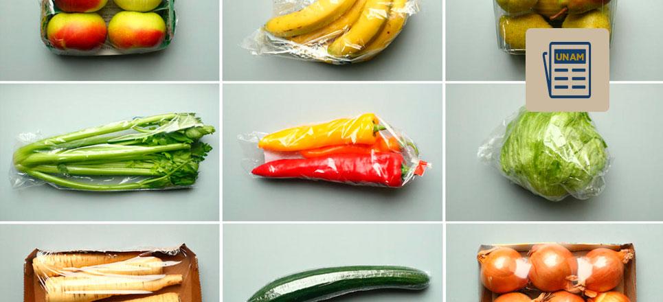 Recubrimientos plásticos de alimentos podrían causar cáncer: UNAM