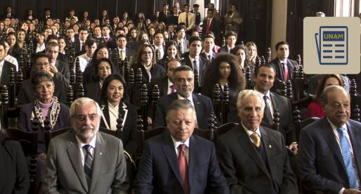 Fundación UNAM y la SCJN, juntos por la educación
