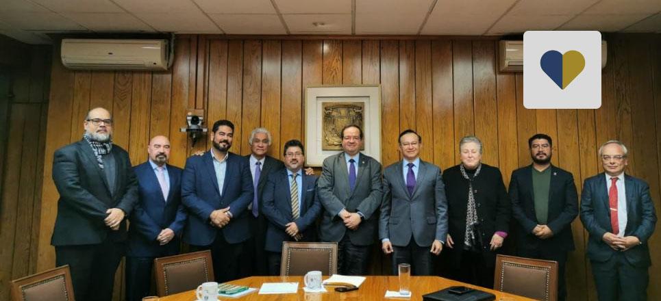 UNAM y SEMOV fortalecen el Programa Sendero Seguro