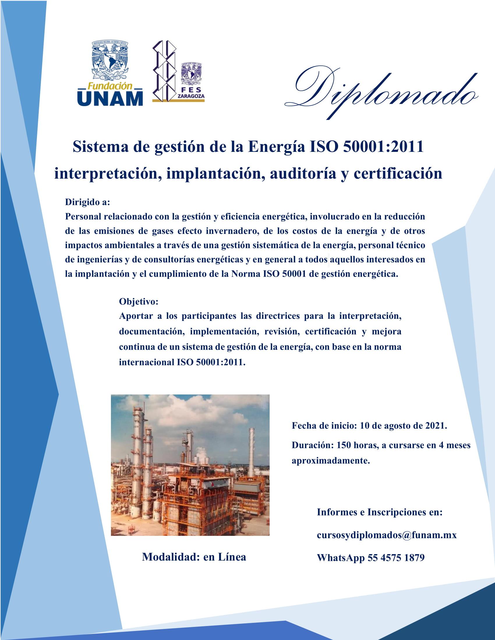 Oferta Academica De La Fes Zaragoza Fundacion Unam